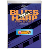 Blues Harp from Scratch (BOK)