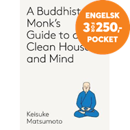 Produktbilde for A Monk's Guide to a Clean House and Mind (BOK)