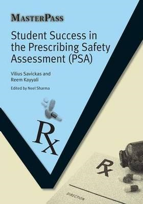 Student Success in the Prescribing Safety Assessment (PSA) (BOK)