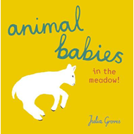 Animal Babies in the meadow! (BOK)