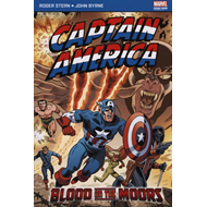 Captain America Blood on the Moors (BOK)
