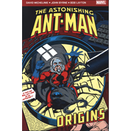Astonishing Ant-Man: Origins (BOK)