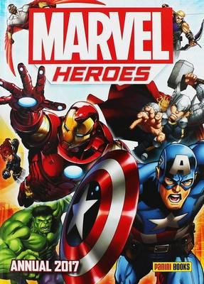 Marvel Heroes Annual (BOK)