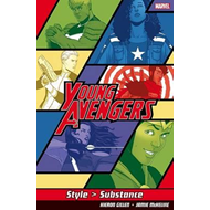 Young Avengers Style>Substance (BOK)