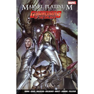 Marvel Platinum: The Definitive Guardians of the Galaxy (BOK)
