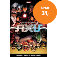 Produktbilde for Avengers & X-men: Axis (BOK)