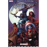 Marvel Platinum: The Definitive Avengers Reloaded (BOK)