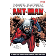 Marvel Platinum: Definitive Ant-man (BOK)