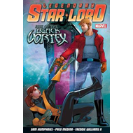 Legendary Star-lord Volume 2: Rise Of The Black Vortex (BOK)