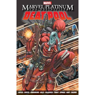 Marvel Platinum: The Definitive Deadpool (BOK)