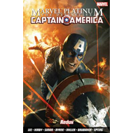 Marvel Platinum: The Definitive Captain America Redux (BOK)