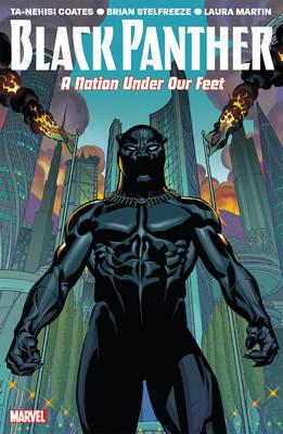 Black Panther Vol. 1: A Nation Under Our Feet (BOK)