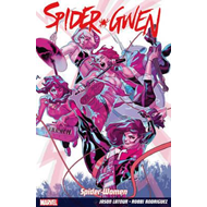 Spider-gwen Vol. 2: Weapon Of Choice (BOK)