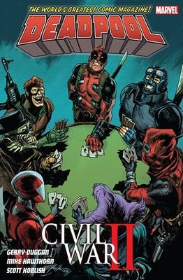 Deadpool World's Greatest Vol. 5 (BOK)