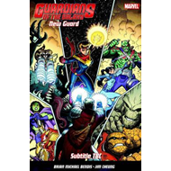 Guardians Of The Galaxy: New Guard Vol. 3 (BOK)
