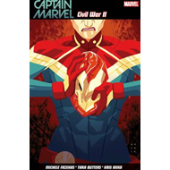 Captain Marvel Vol. 2: Civil War Ii (BOK)