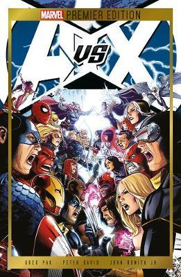 Marvel Premium: Avengers Vs. X-men (BOK)