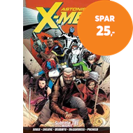 Produktbilde for Astonishing X-men Vol. 1 - Life of X (BOK)