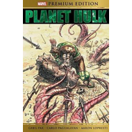 Marvel Premium Edition: Planet Hulk (BOK)