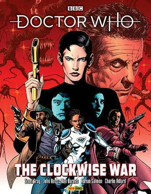 Doctor Who: The Clockwise War (BOK)
