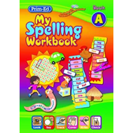 My Spelling Workbook A 5 Pack (BOK)