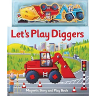 Magnetic Let's Play Diggers (BOK)