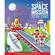 Magnetic Space Mission to the Stars (BOK)