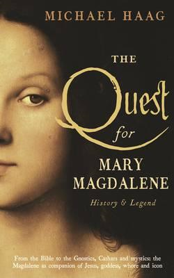 Quest For Mary Magdalene (BOK)