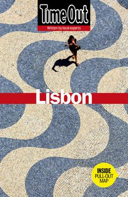 Time Out Lisbon City Guide (BOK)