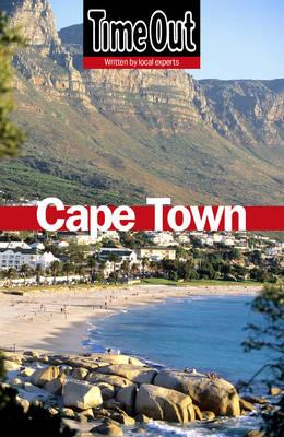 Time Out Cape Town City Guide (BOK)