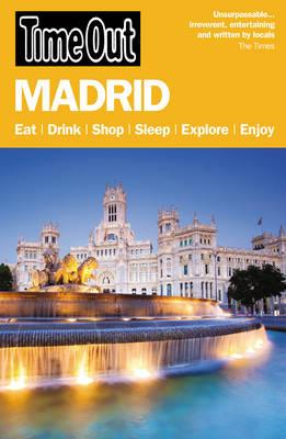 Time Out Madrid City Guide (BOK)