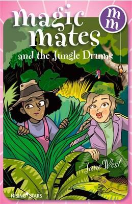 Magic Mates and the Jungle Drums (BOK)