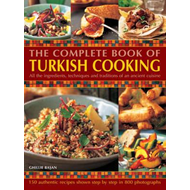 Complete Book of Turkish Cooking (BOK)