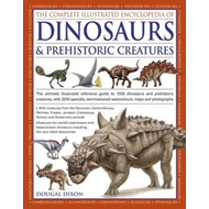 Complete Illustrated Encyclopedia of Dinosaurs & Prehistoric (BOK)