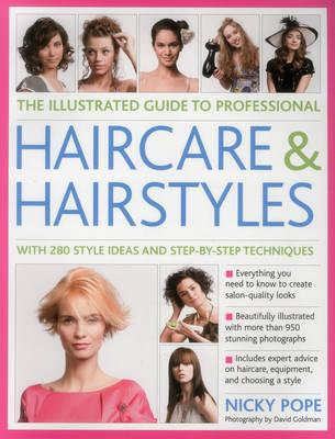 Illustrated Guide to Professional Haircare & Hairstyles (BOK)