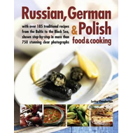 Russian, German & Polish Food & Cooking (BOK)