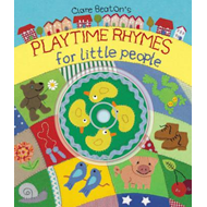 Playtime Rhymes for Little People (BOK)