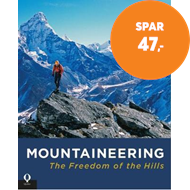 Produktbilde for Mountaineering - The Freedom of the Hills (BOK)