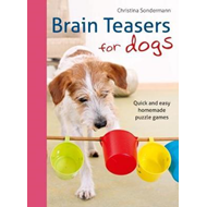 Brain teasers for dogs (BOK)