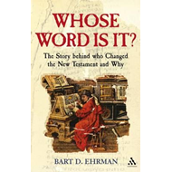 Whose Word is It? (BOK)
