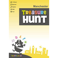 Manchester Treasure Hunt on Foot (BOK)