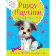 Holly Webb Sticker and Activity Book: Puppy Playtime (BOK)