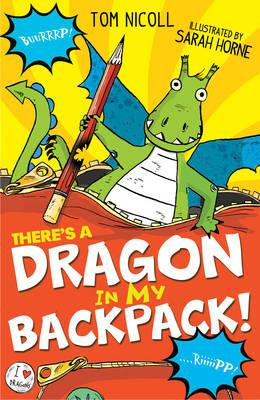 There's a Dragon in my Backpack! (BOK)