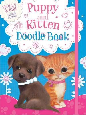 Puppy and Kitten Doodle Book (BOK)