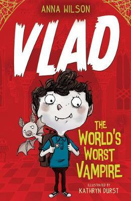 Vlad the World's Worst Vampire (BOK)