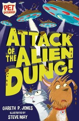 Attack of the Alien Dung! (BOK)