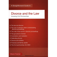 Divorce And The Law: 2012 (BOK)