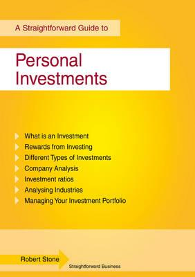 Personal Investments: A Straightforward Guide (BOK)