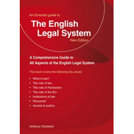 The English Legal System (BOK)