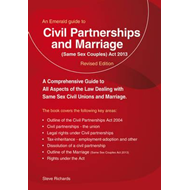 Civil Partnerships and Marriage: Same Sex Couples Act 2013 (BOK)